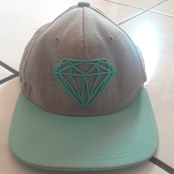 15dc257f9 Diamond supply co. Brilliant snapback hat